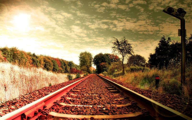 JavaScript 单线程 火车轨道
